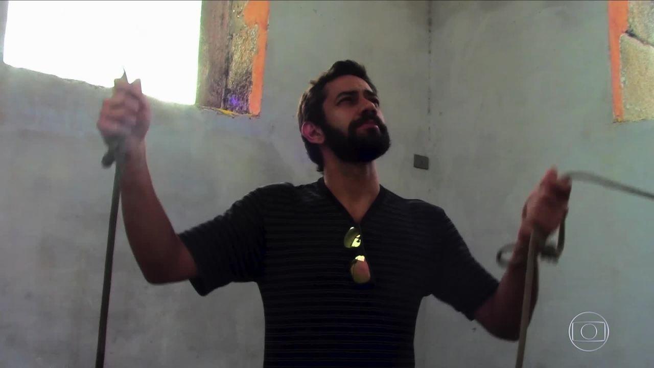 Minidoc Paratyé: Felipe Santeiro