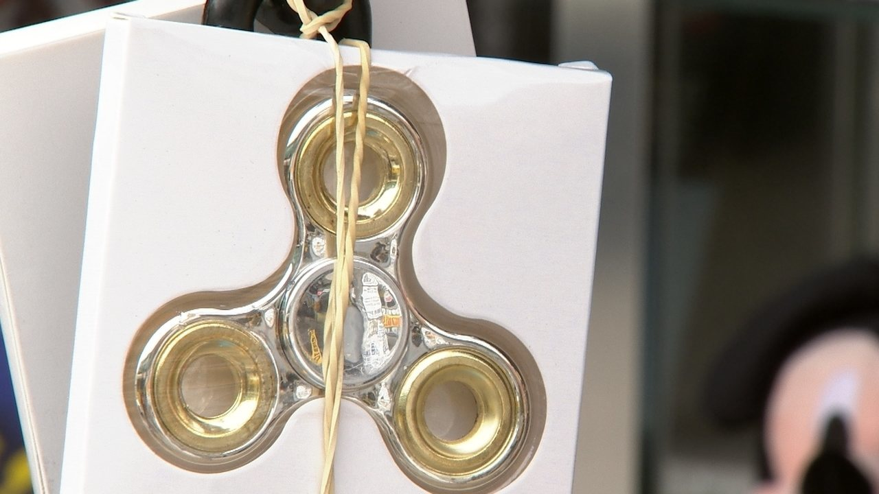 Spinner: o brinquedo que conquistou a galerinha
