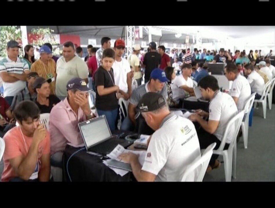 Feira de Negócios é realizada em Lajinha