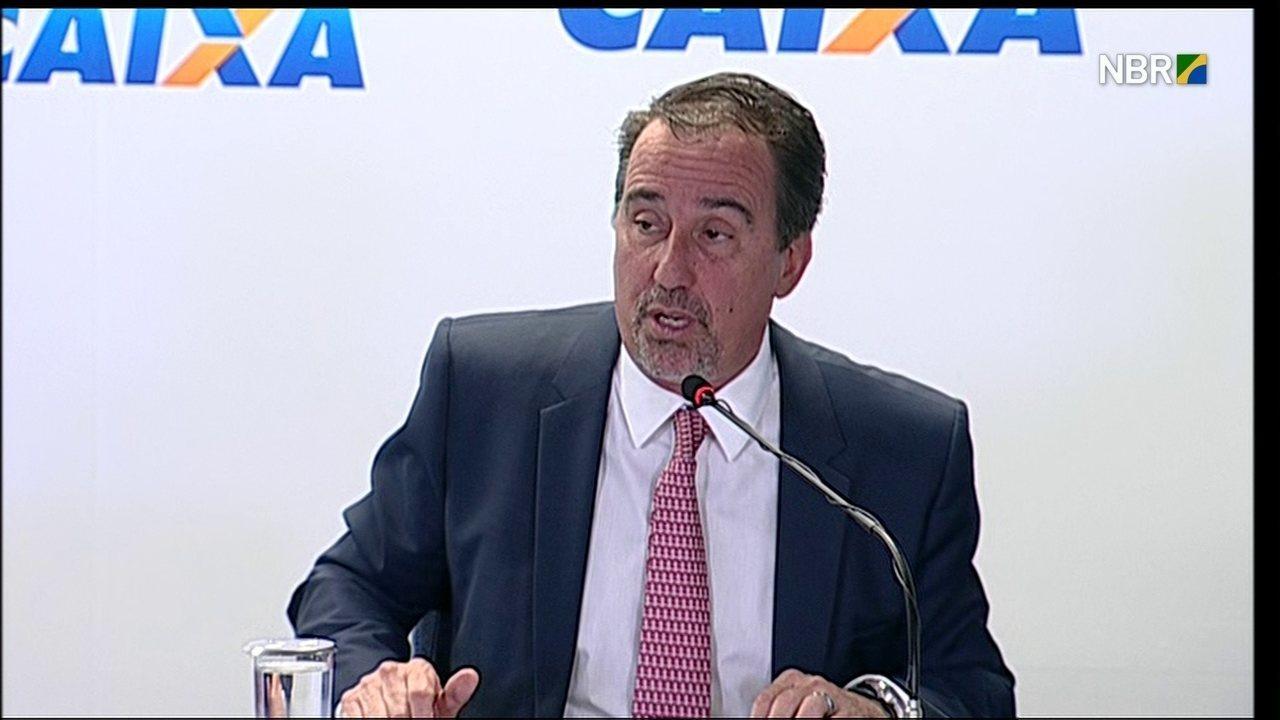 Gilberto Occhi diz que saques de contas inativas do FGTS somam R$ 44 bilhões