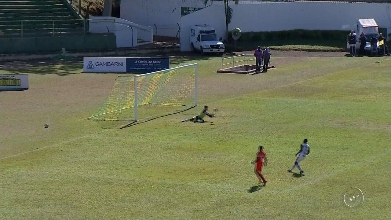 América-SP arranca empate contra o XV de Jaú, complica o rival e fica perto da vaga