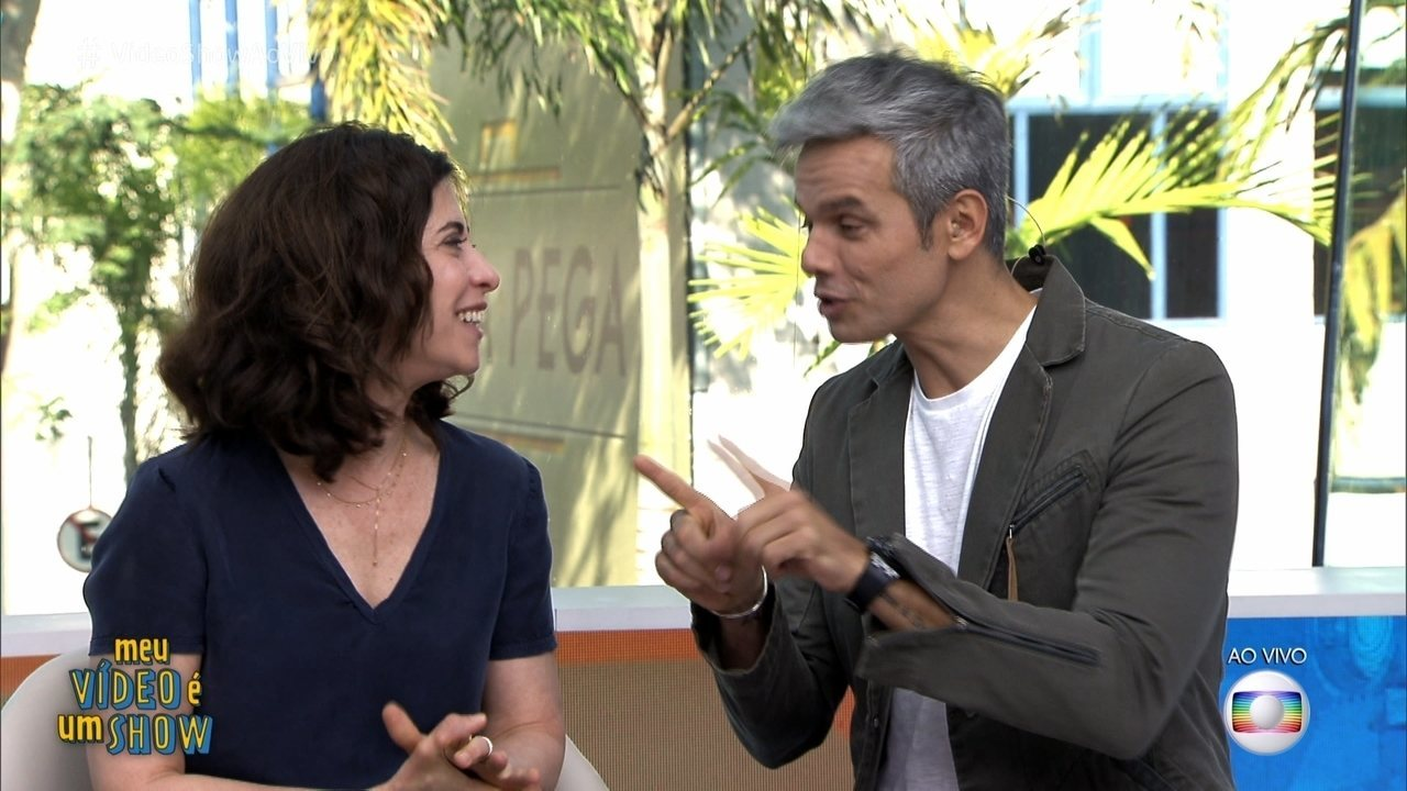 Fernanda Torres revisita carreira no 'Meu Vídeo é um Show'