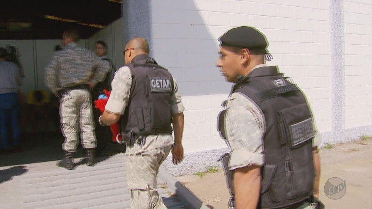 Operação de combate ao crime organizado termina com 53 presos no Sul de Minas