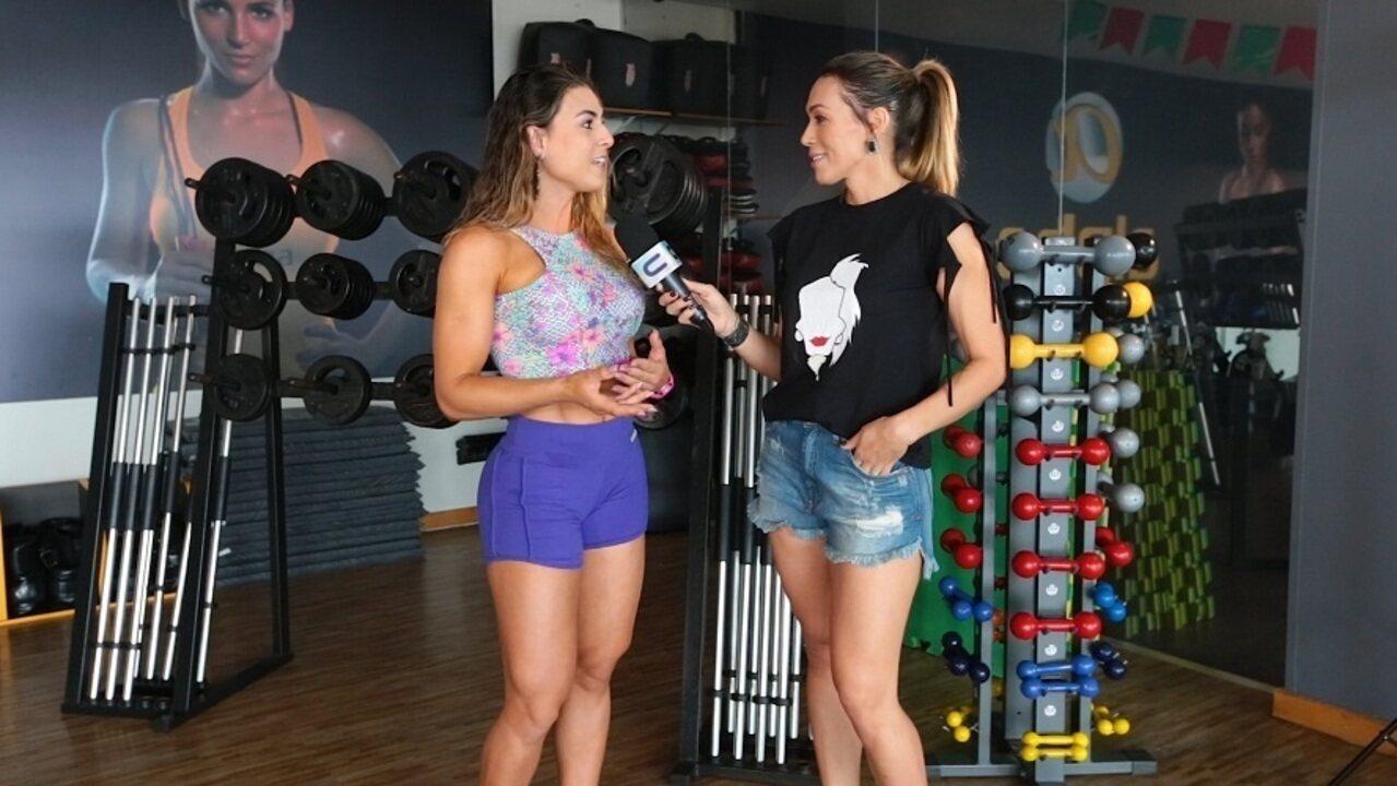 Atletas sergipanos se destacam no fisiculturismo