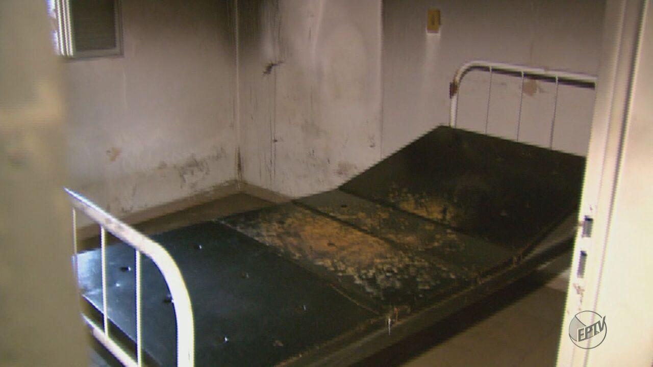 Morre segunda idosa vítima de incêndio no asilo de Itobi, SP