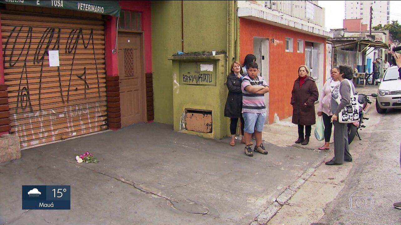 Assassinato da dona de um pet shop deixa em choque moradores da Vila Santa Catarina