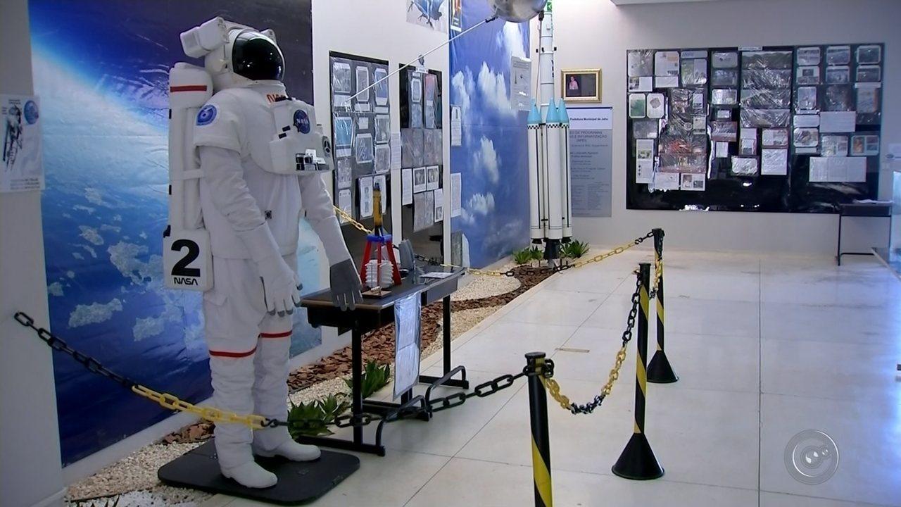 Centro de Astronomia de Jaú oferece diversão e conhecimento sobre o universo
