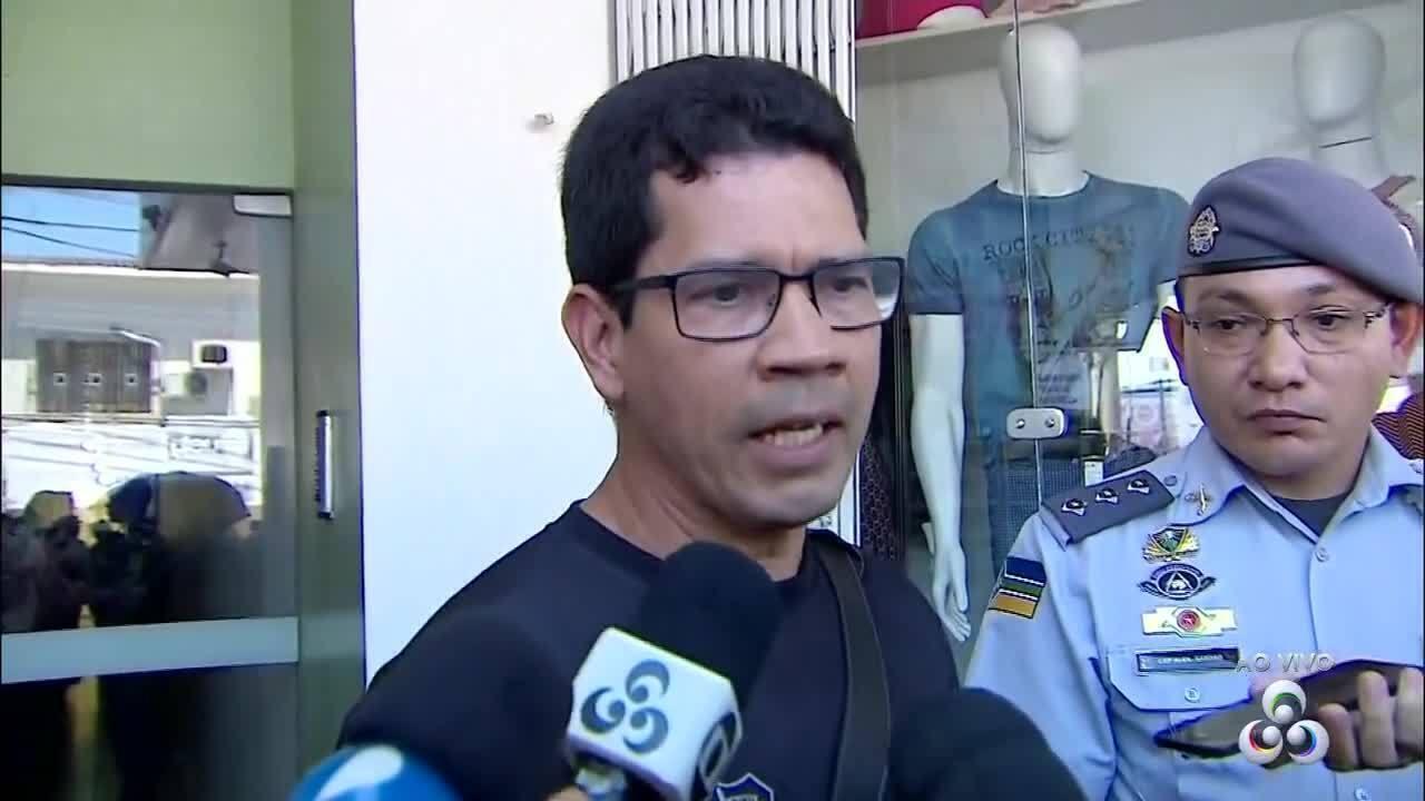 Delegado Ronaldo Coelho falou sobre a investigação do crime