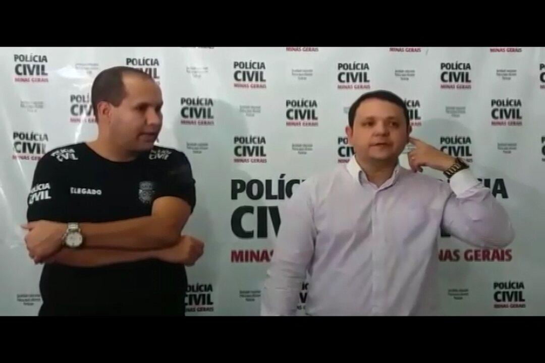 Delegados da Polícia Civil falaram nesta tarde