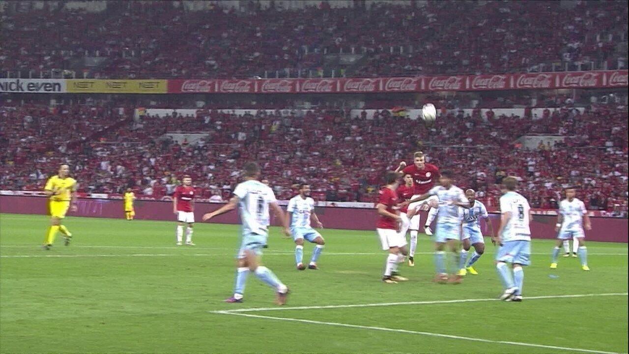 Melhores momentos: Internacional 3 x 1 Londrina, pela 20ª rodada da Série B do Brasileirão