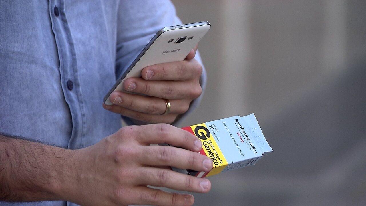 Grupo de amigos cria aplicativo para encontrar medicamentos mais baratos