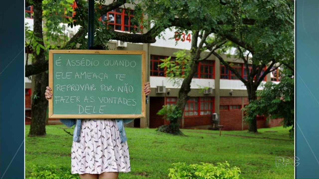 Alunas da UEM criam projeto para combater assédio na universidade