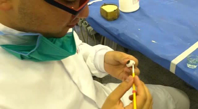 Resultado de imagem para Projeto da UnB doa prótese facial a pessoas mutiladas no DF; veja como são feitas