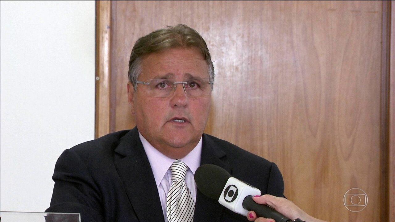Ex-ministro Geddel Vieira Lima é denunciado por obstrução de justiça