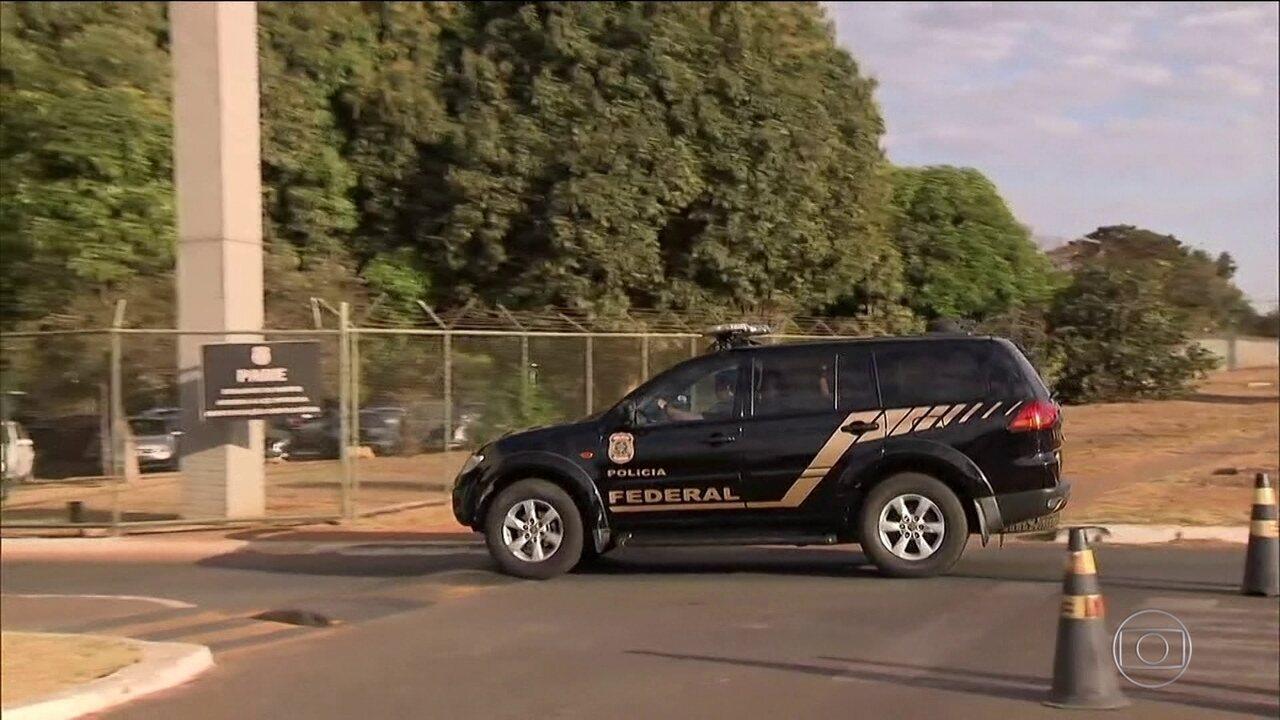 Operação investiga desvios no Ministério do Esporte