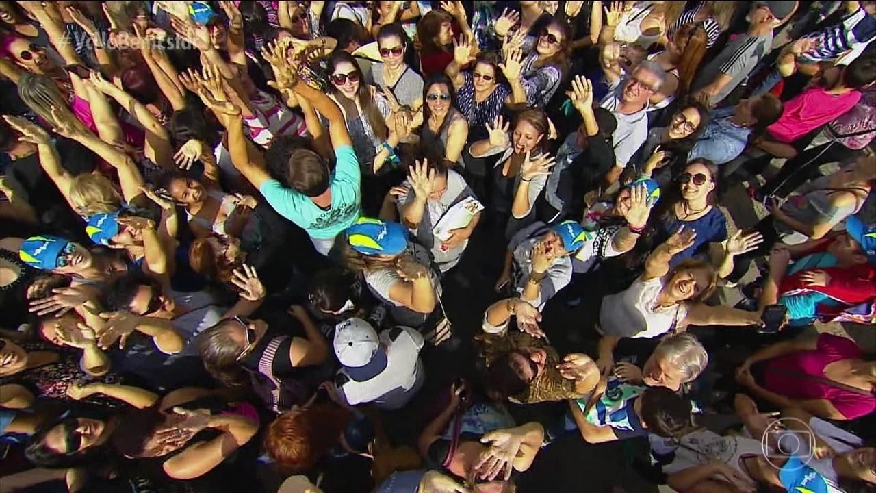 Caravana da saúde continua sua trajetória de Norte a Sul do Brasil