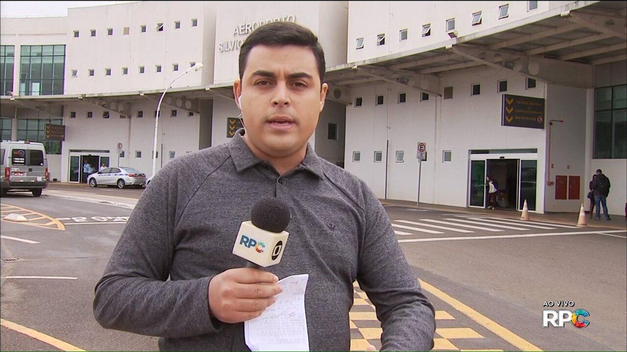 Aeroporto de Maringá deve ser ampliado