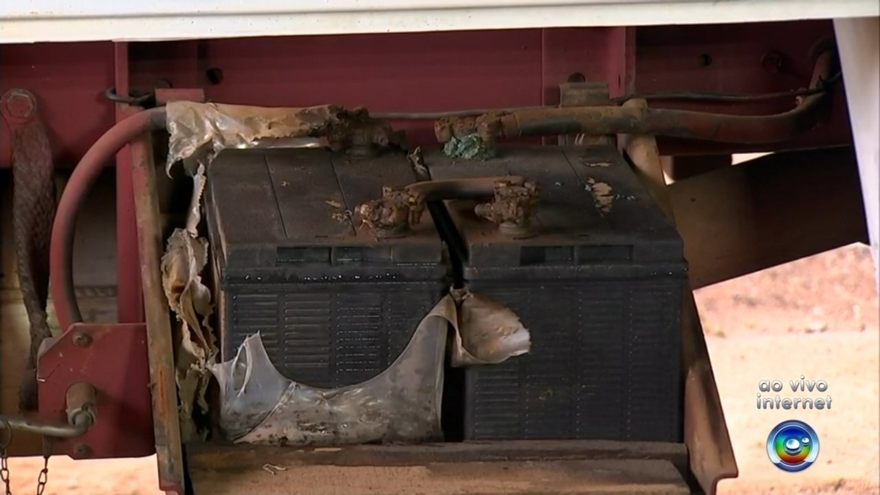 Bateria de caminhão é furtada da garagem da prefeitura de Marília