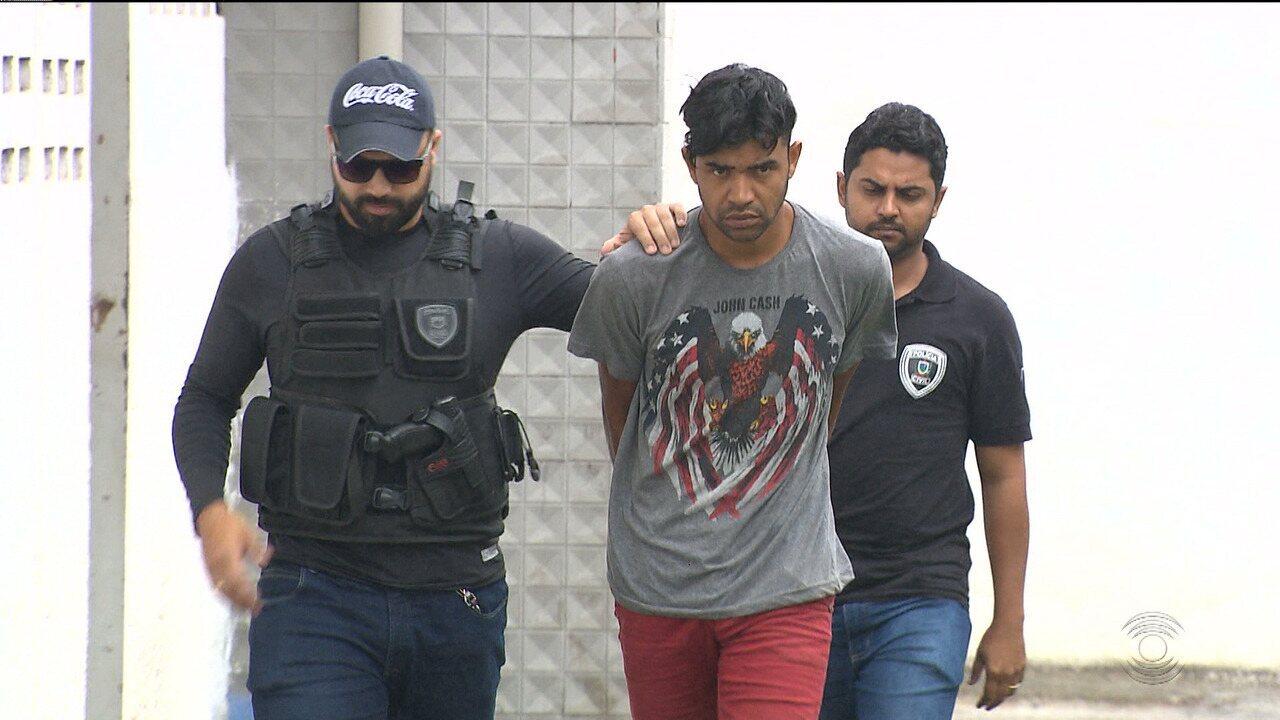 Polícia prende suspeito de cometer dez assassinatos no Agreste do Estado