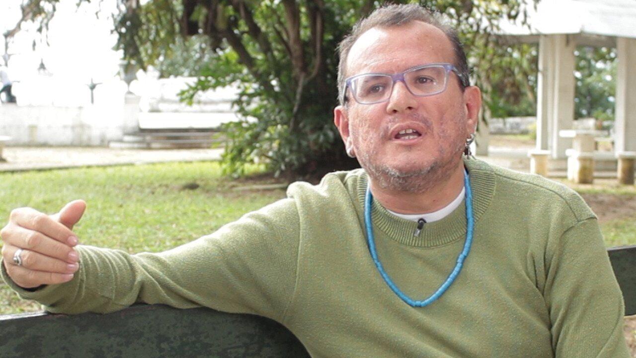 O antropólogo Marlon Marcos fala sobre intolerância religiosa