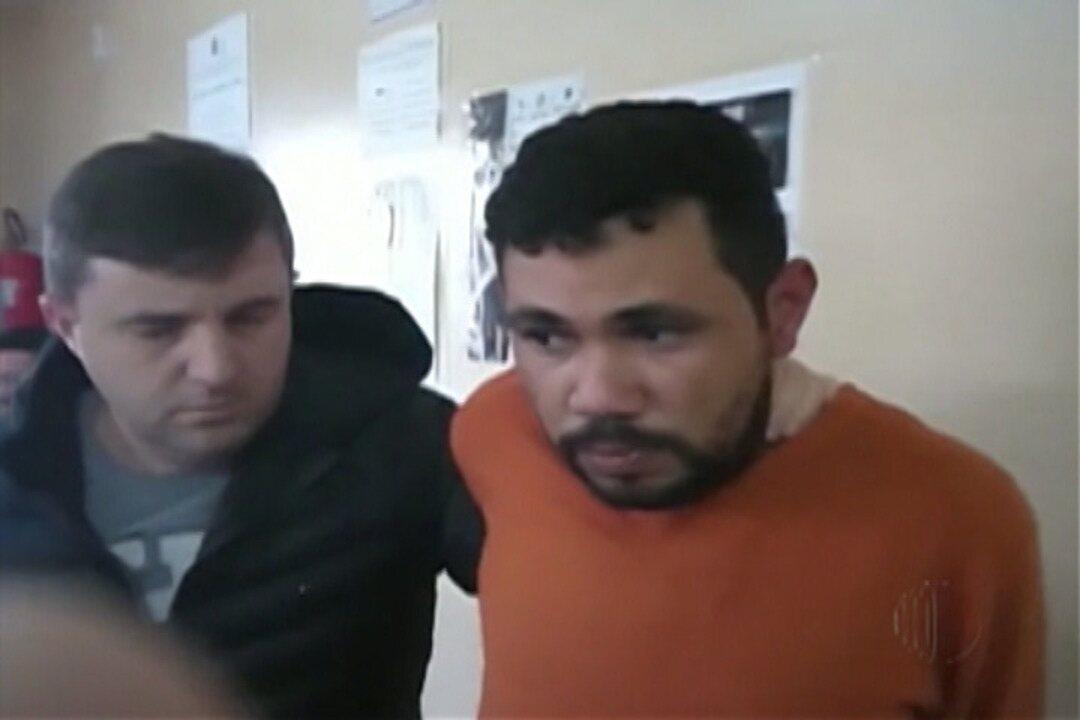 Três homens são presos após o roubo de um veículo em Mogi