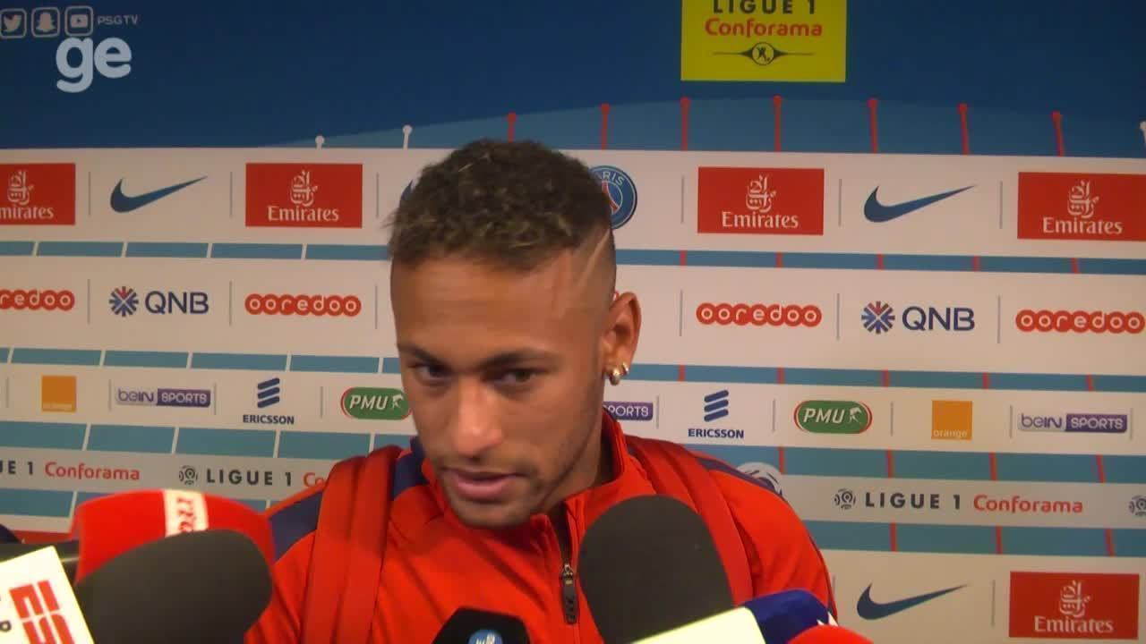 10eb32254e Neymar comenta atuação de gala e critica diretoria do Barça