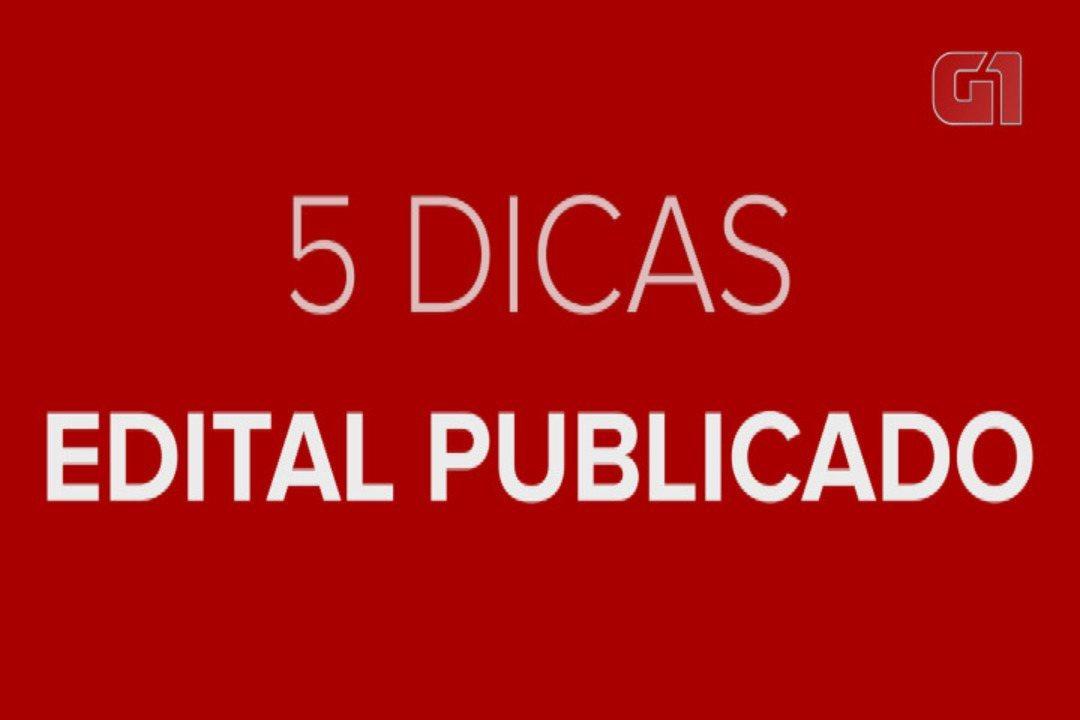 Lia Salgado dá 5 dicas para quando o edital é publicado