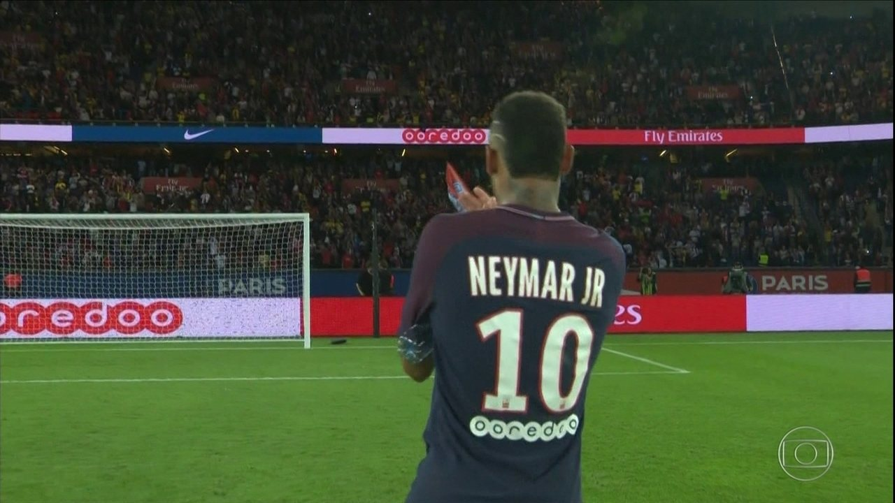 VÍDEO: Com show de Neymar, PSG goleia o Toulouse por 6 a 2 pelo Campeonato Francês
