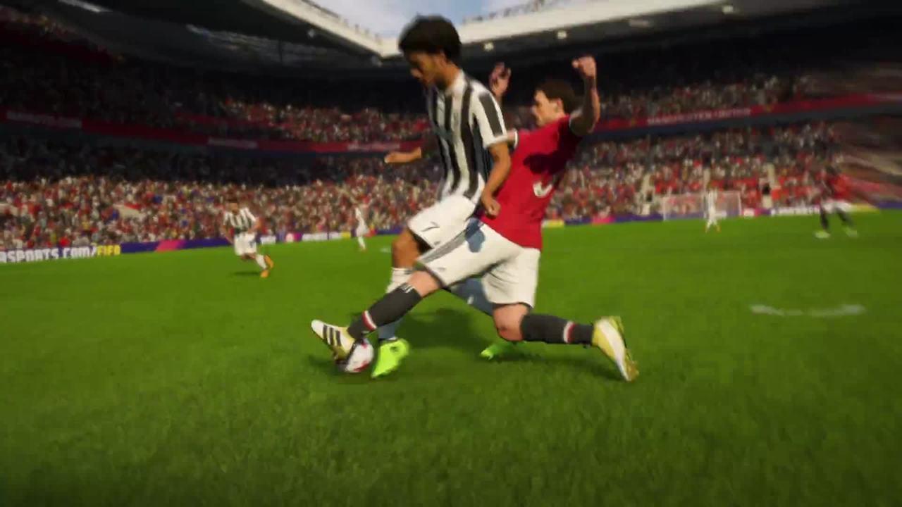 Vê FIFA 18 a correr na Switch