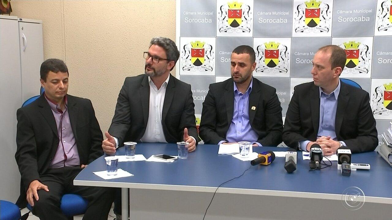 Sessão para votar relatório de comissão que investiga Crespo é marcada para 5ª feira