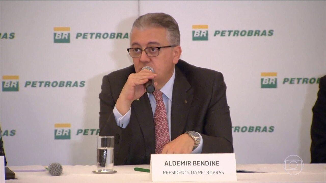 MPF denuncia o ex-presidente da Petrobras e do Banco do Brasil Aldemir Bendine