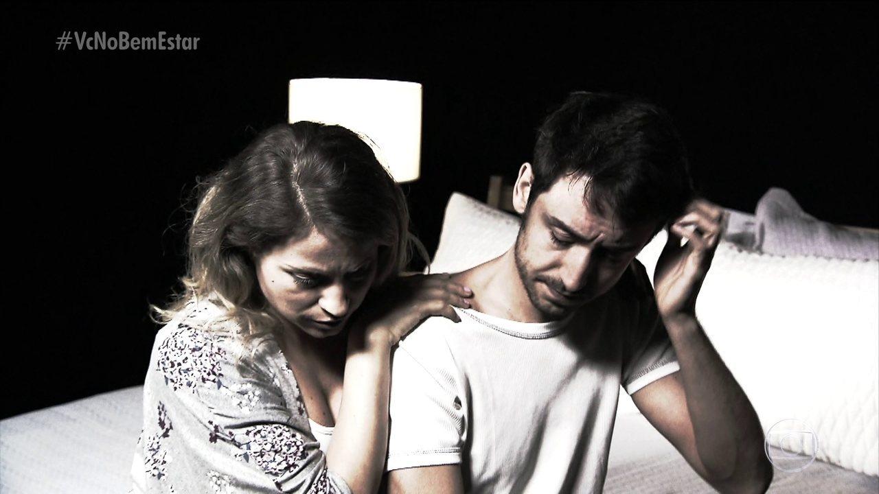 Estímulo sexual pode causar dores de cabeça