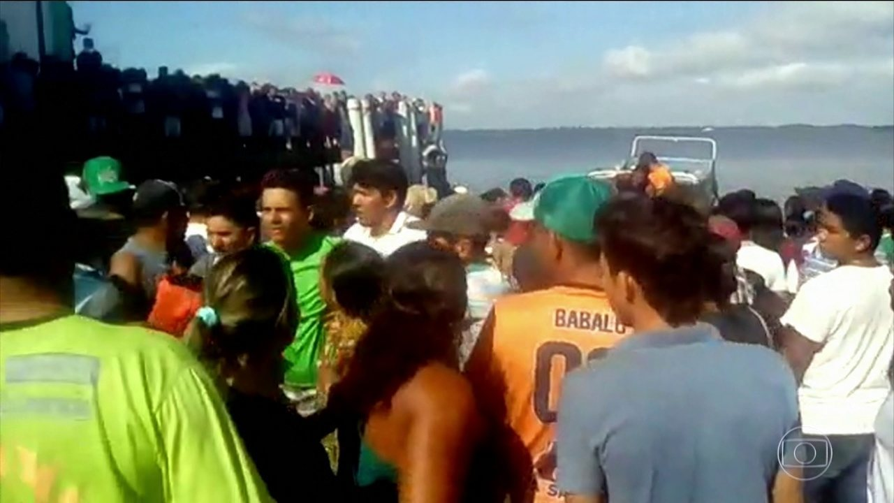 Barco com 70 pessoas a bordo naufraga no Rio Xingu, no sudoeste do PA