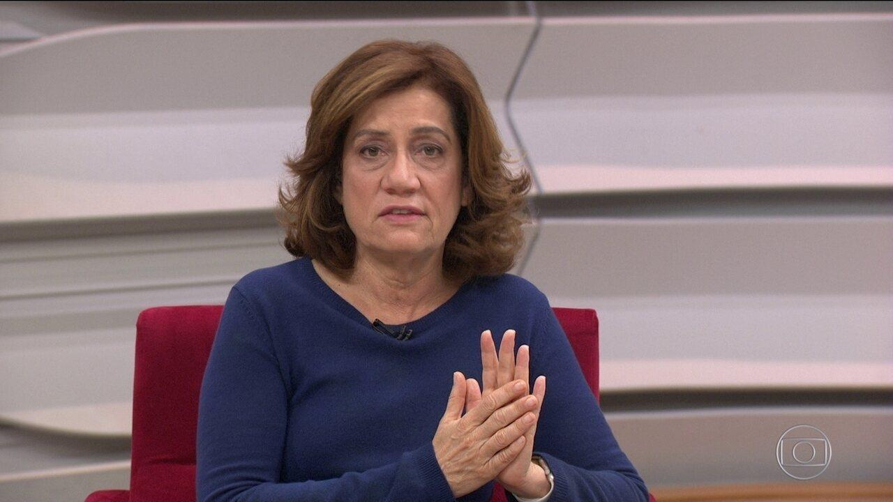 Miriam Leitão comenta liberação de reserva mineral para exploração