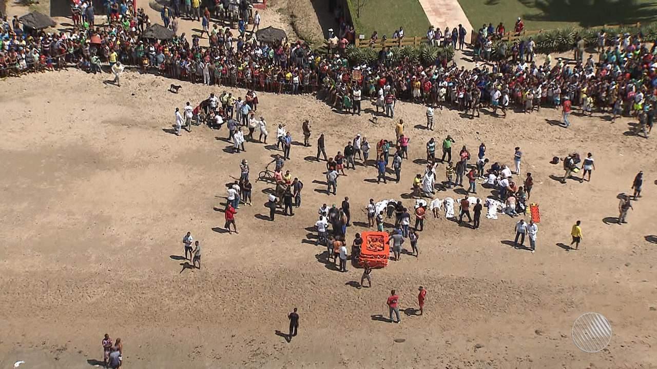 Tragédia na Baía de Todos-os-Santos: lancha naufraga durante travessia Salvador-Mar Grande