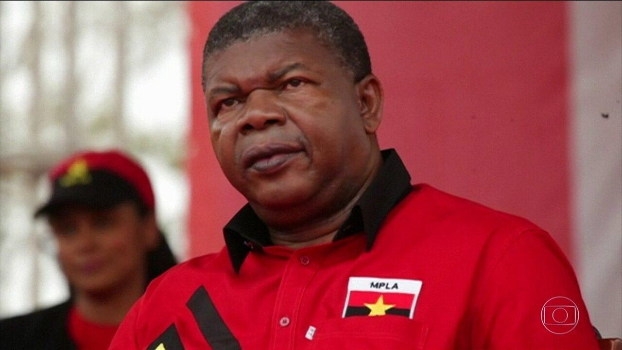 Angola tem novo presidente depois de 30 anos