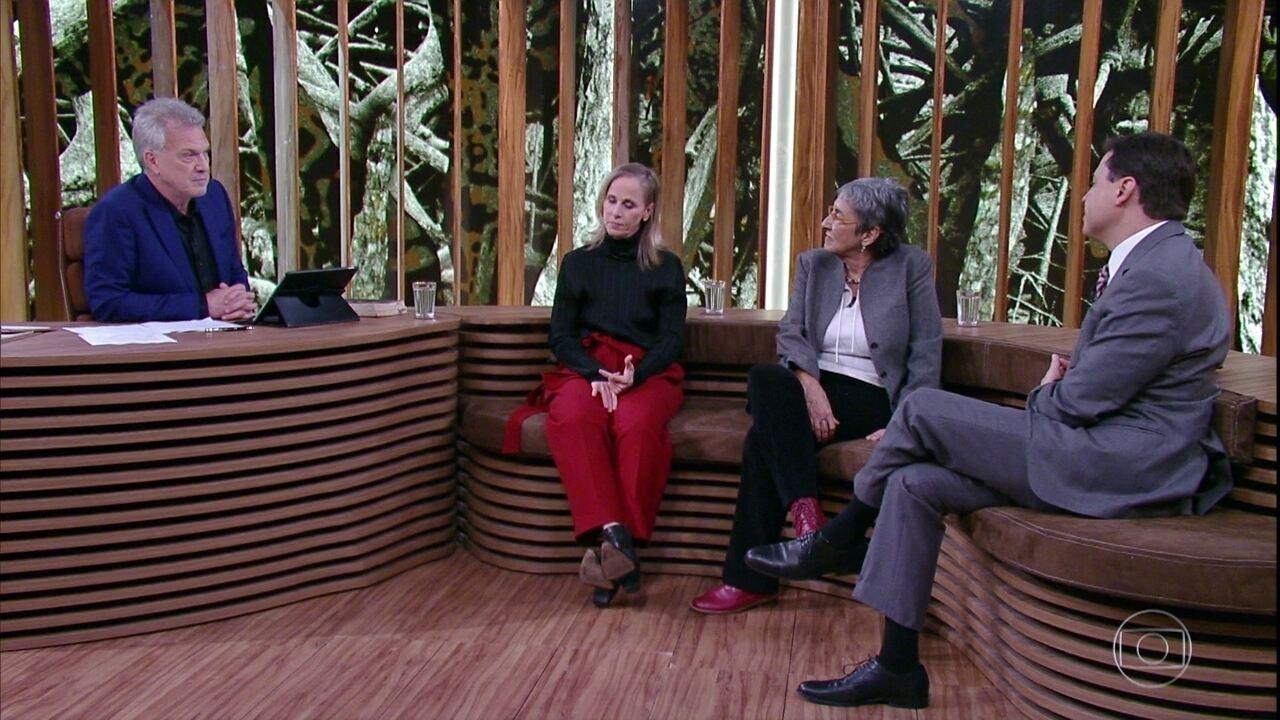 Deborah Colker fala sobre o espetáculo 'Cão Sem Plumas'