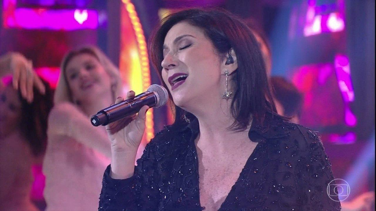 Zizi Possi relembra sucesso da novela 'Por Amor' com a canção