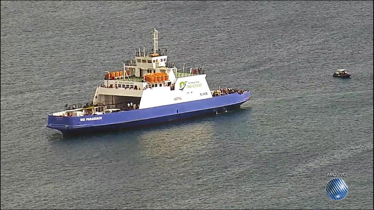 Sistema ferry boat tem movimento intenso após terminal de lanchas não operar ca0bb3cc95f8a