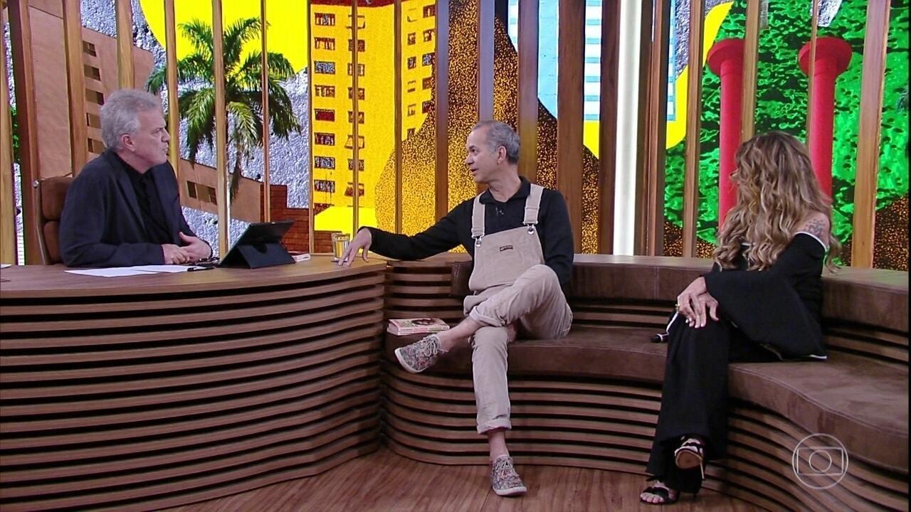Jotabê Medeiros fala sobre encontro entre Belchior e Bob Dylan e Elba relembra relação com o cantor