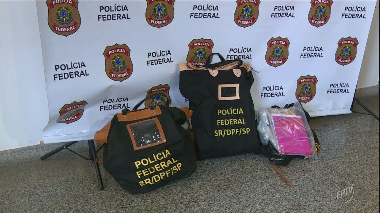 Operação da Polícia Federal desarticula quadrilha que fraudava benefícios da previdência