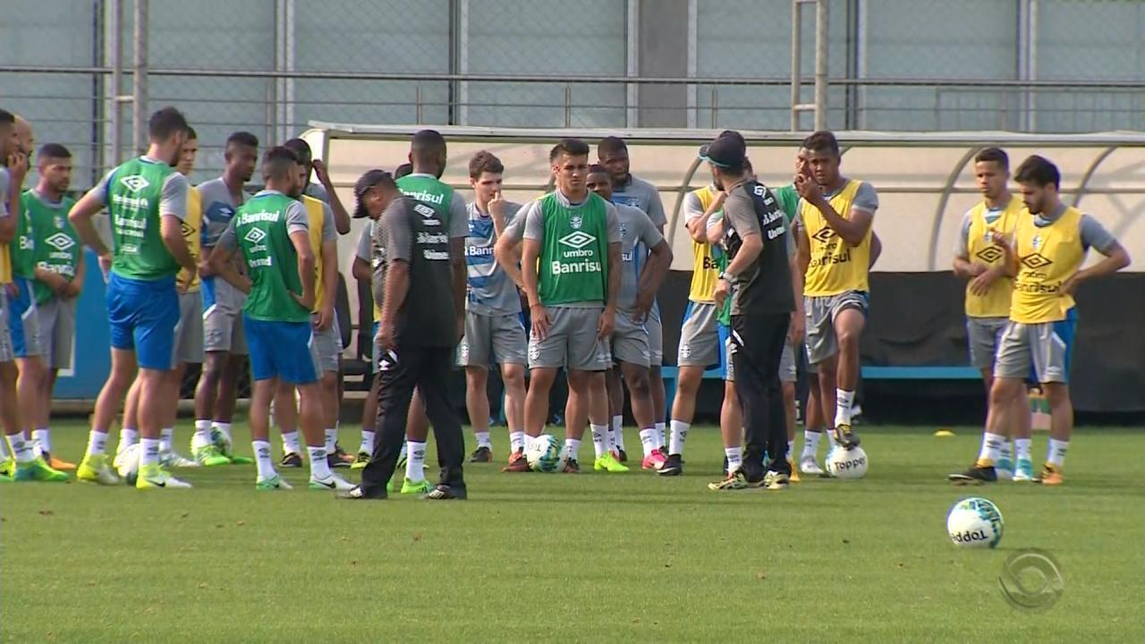 Grêmio está encaminhado para enfrentar o Cruzeiro