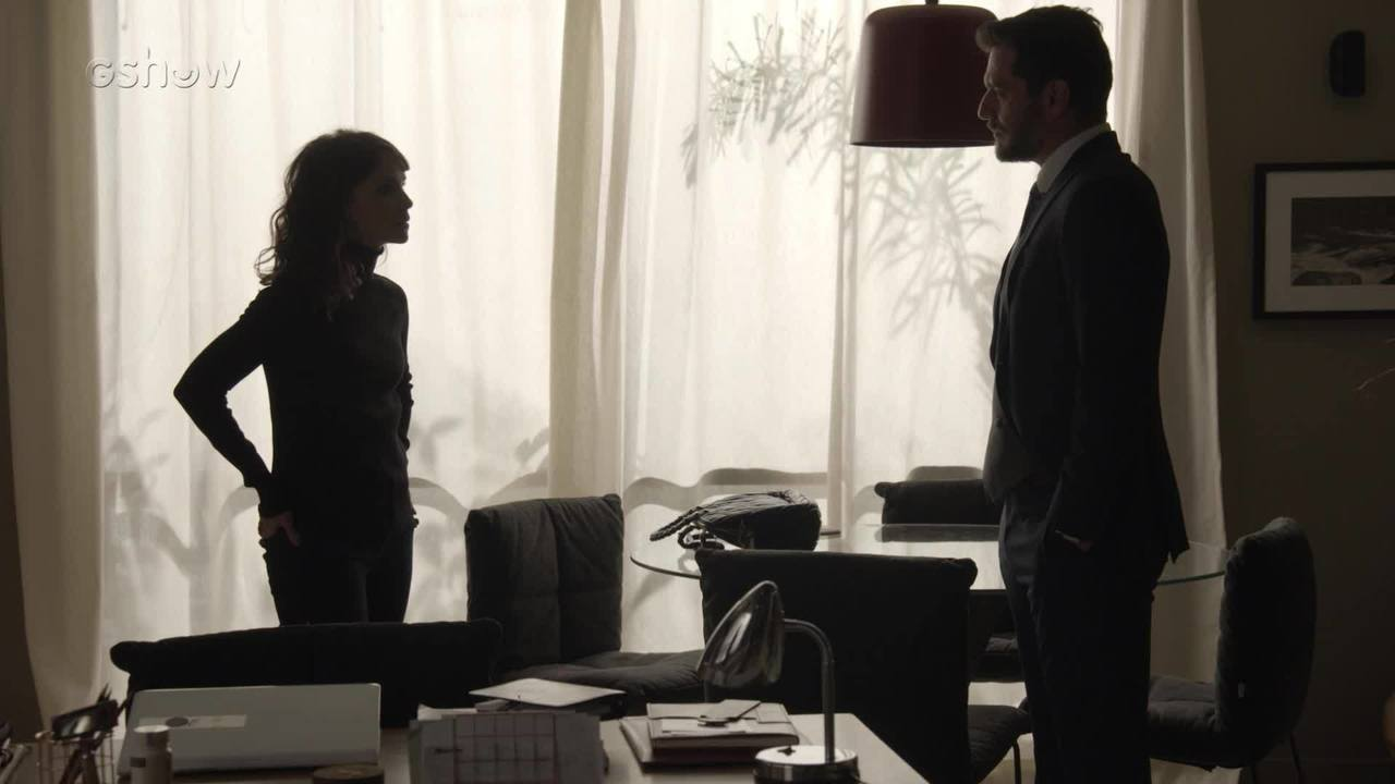 Resumo de 30/8: Irene ameaça divulgar fotos de Caio com Bibi