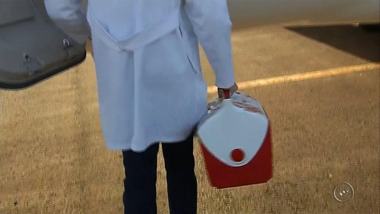 Doação de órgãos mobiliza profissionais em Assis