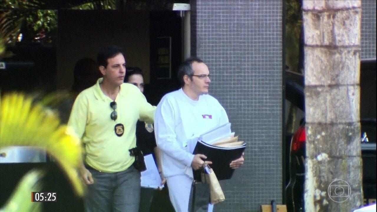 PGR reenvia ao STF a delação de Lúcio Funaro