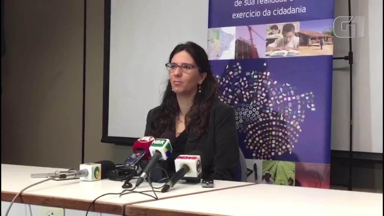 Investimentos do setor público freiam crescimento maior do PIB, diz IBGE
