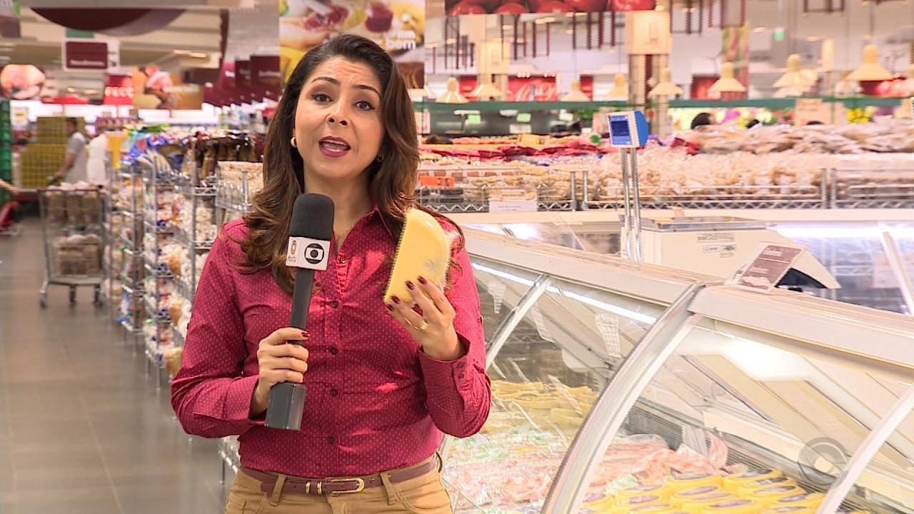 Bactéria é encontrada em lote de queijos fatiados do supermercado Zaffari