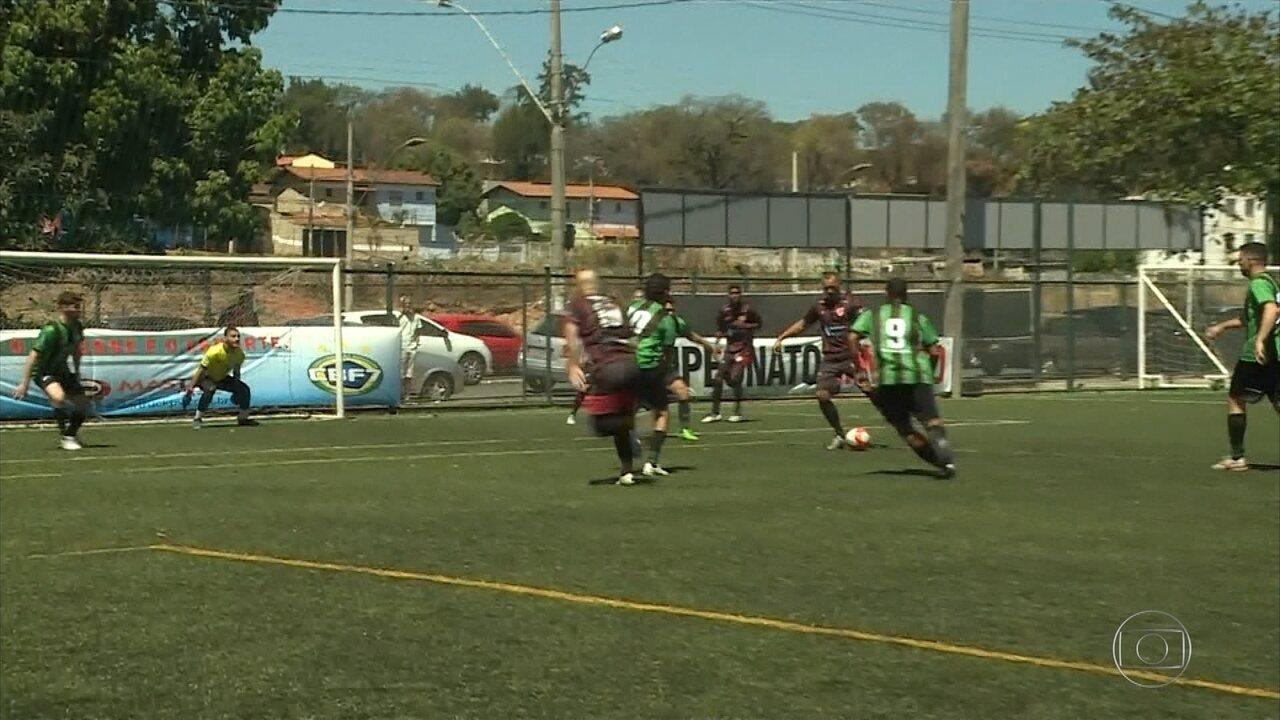Aberta em Belo Horizonte a seletiva de equipes para o primeiro Campeonato Mineiro de Fut 7