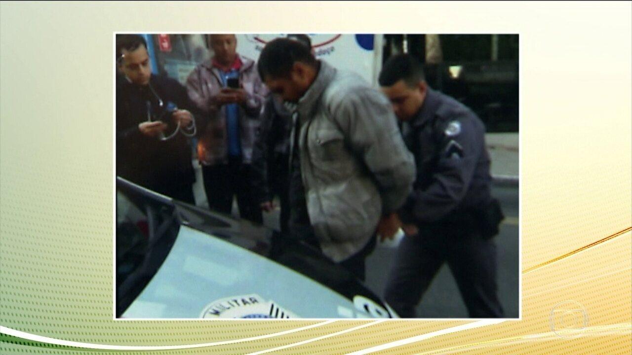 Homem que assediou uma passageira no ônibus, em São Paulo, é preso novamente