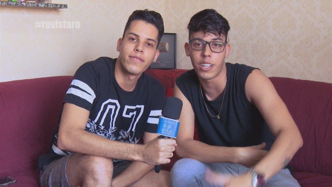 Parte 3: irmãos de Ronddônia fazem sucesso na web com paródias